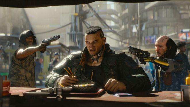 Cyberpunk 2077 n'abandonnera pas sa vue FPS pour faire plaisir à certains joueurs.