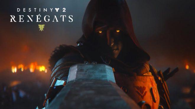 Deux collections pour Destiny 2 : Renégats.