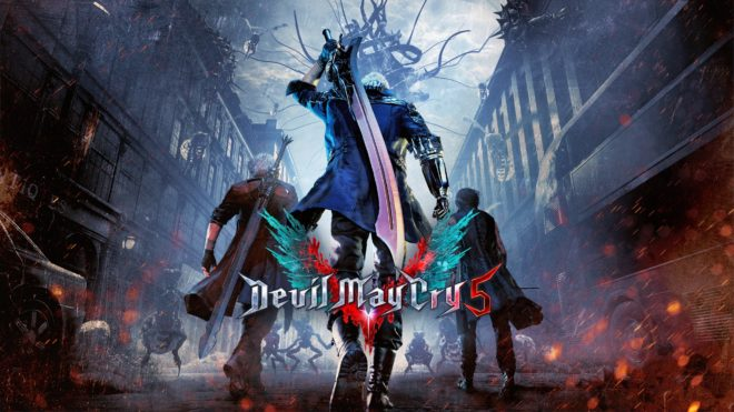 Devil May Cry 5 profite de la Gamescom 2018 pour se montrer dans un nouveau trailer avec une date sortie.