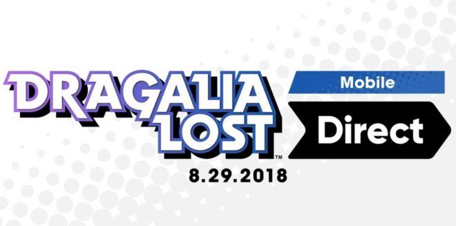 Dragalia Lost sera présenté demain en live par Nintendo.
