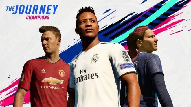 Le mode histoire de FIFA 19 mettra en lumière trois personnages.