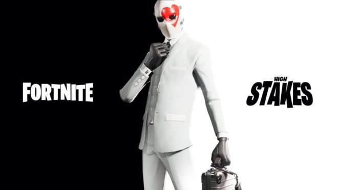Fortnite event High Stakes