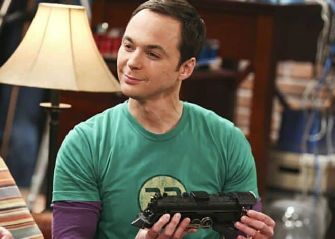 Jim Parsons dans The Big Bang Theory
