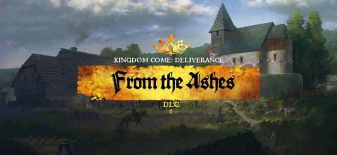 Warhorse Studios sera à la Gamescom 2018 pour parler du premier DLC de Kingdom Come Deliverance.