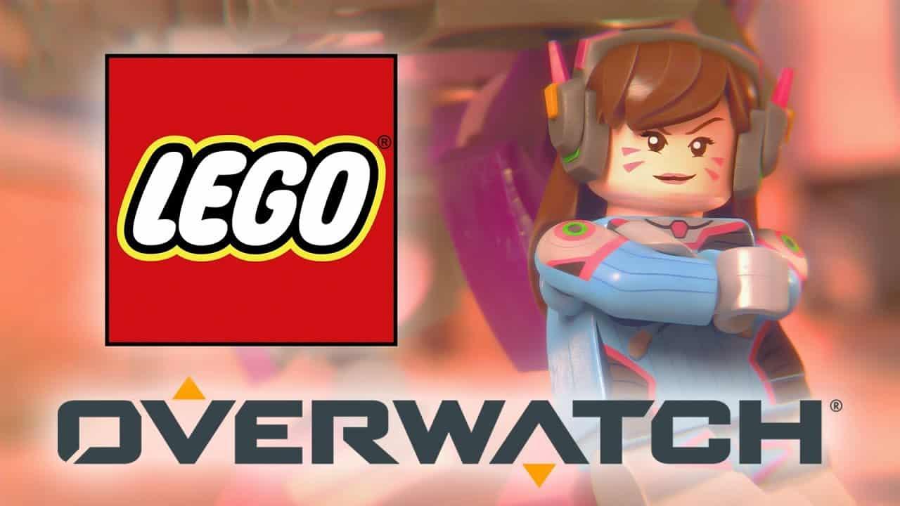 Les LEGO Overwatch sont disponibles en France !