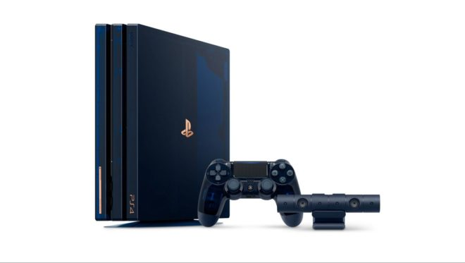 PS4 Pro 2To Edition Limitée