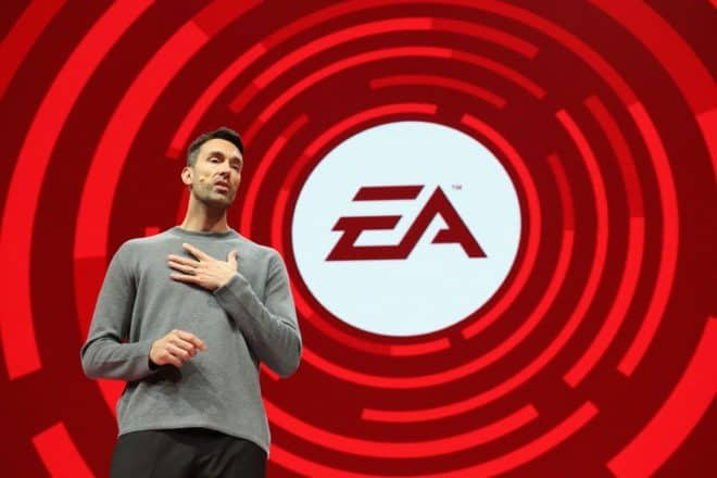 Patrick Soderlund quitte Electronic Arts.