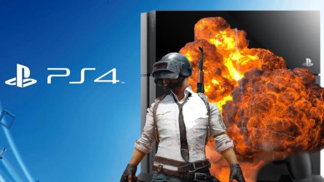PUBG sur PS4 ? Une annonce pour bientôt ?