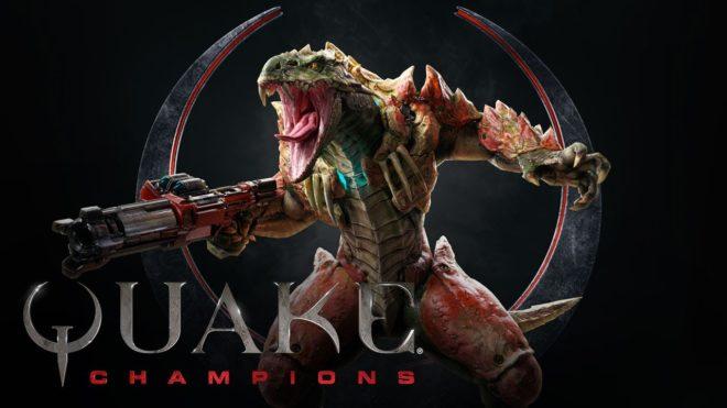 Quake Champions pourrait sortir sur consoles si Bethesda ne rencontre pas de problème avec le framerate.