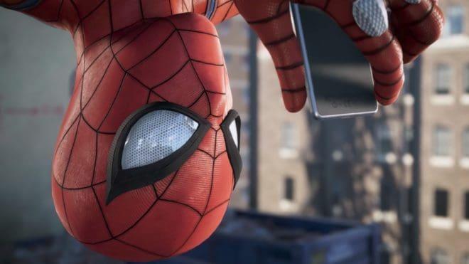 Des informations sur les DLC de Spider-Man.