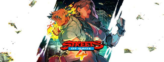 Streets of Rage 4 est une réalité !