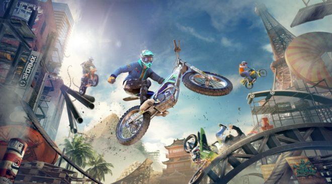 Ubisoft annonce que Trials Rising sera disponible le 12 février 2019.