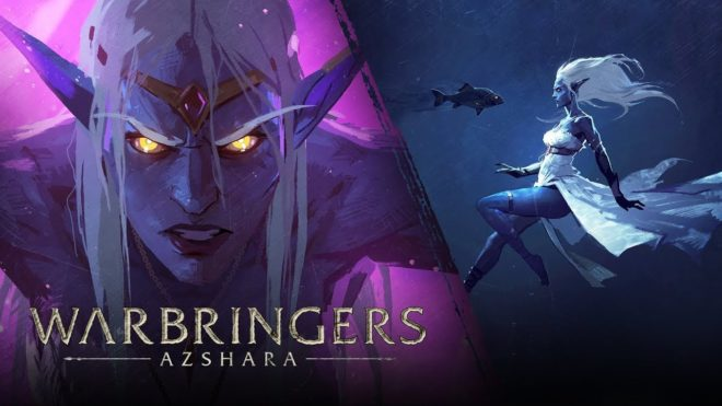World of Warcraft Warbringers Azshara