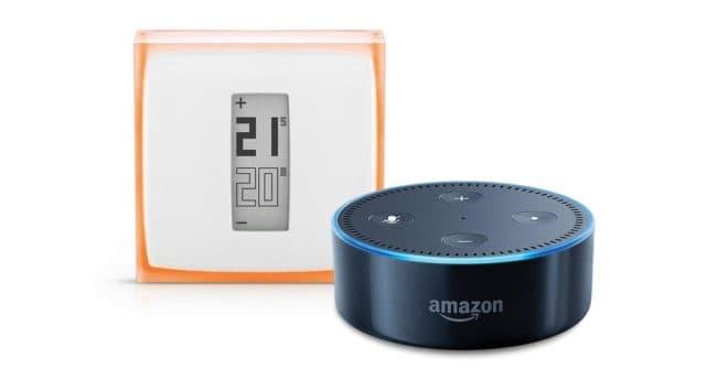 Le plus discret des objets connectés d'Amazon est aussi le plus populaire de la plateforme. La firme lui a donc offert un lifting pour cette nouvelle version qui s'accompagne dans ce pack du thermostat connecté Netatmo version restylée par Starck. De quoi piloter sa chaudière avec classe. La solution qui apporte de la chaleur dans […]