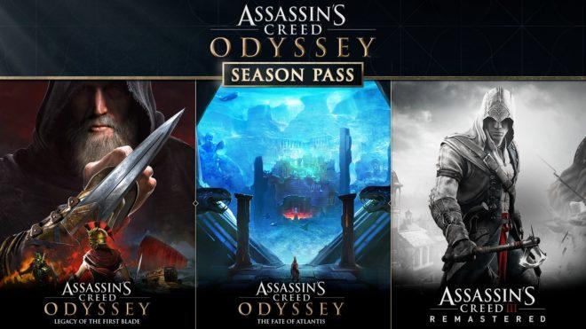 Ubisoft dévoile le contenu post-lancement d'Assassin's Creed Odyssey.