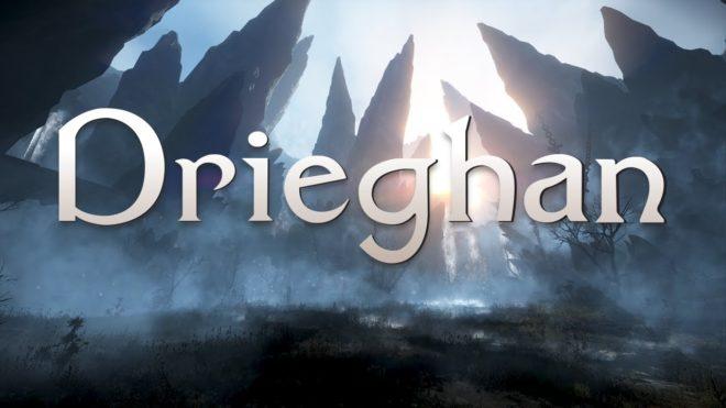 Le contenu Drieghan sera jouable d'ici les prochaines semaines à l'EGX 2018.