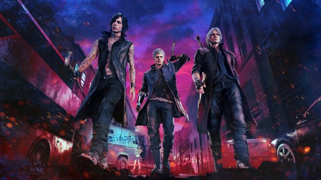 Devil May Cry 5 proposera des microtransactions.