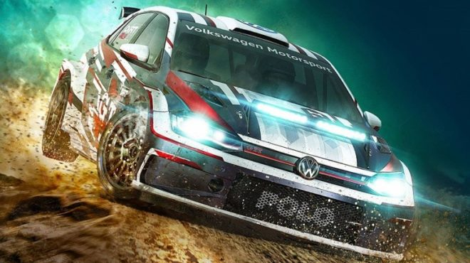 Codemasters officialise DiRT Rally 2.0.