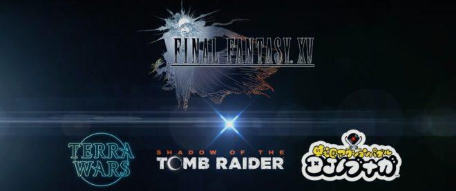 Square Enix dévoile trois collaborations inédites pour Final Fantasy 15.