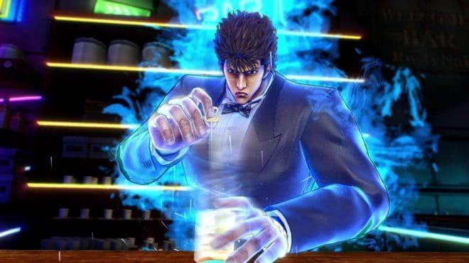 Sega donne la raison du changement de jaquette en Occident pour Fist of the North Star : Lost Paradise.