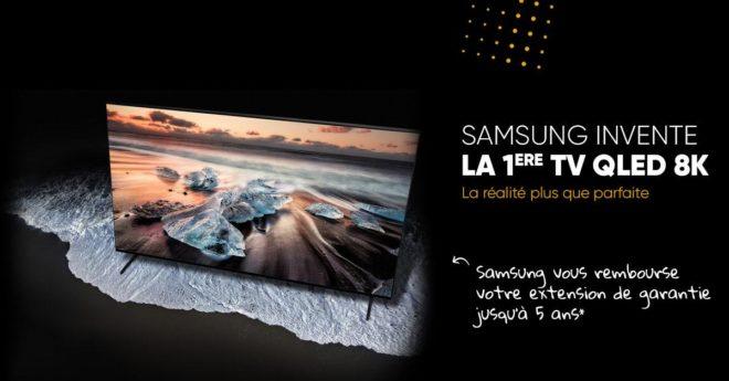 Après la Haute Définition, la Full HD et la Quad Full HD (4K), le temps est venu pour le format 8K d'entrer en jeu. Présenté par Samsung à travers ses écrans QLEDQ900R en trois diagonales (65, 75 et 85 pouces), la gamme n'a pas vocation à révolutionner l'expérience visuelle, mais plutôt à poser de solides […]