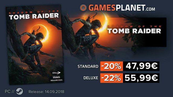 Après un premier et réussi épisode sobrement intitulé Tomb Raider, puis une suite plus mature aux mécanismes revus et améliorés dans un monde plus ouvert, à savoir Rise of the Tomb Raider, Eidos Montréal et Crystal Dynamics s'apprêtent à dévoiler le 14 septembre le fruit de leur troisième collaboration sur la saga. Une précommande au […]