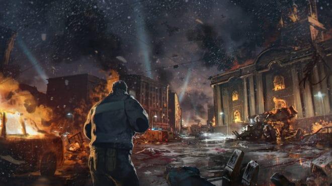 Left Alive arrivera début 2019 sur PS4 et PC au pays du Soleil-Levant.