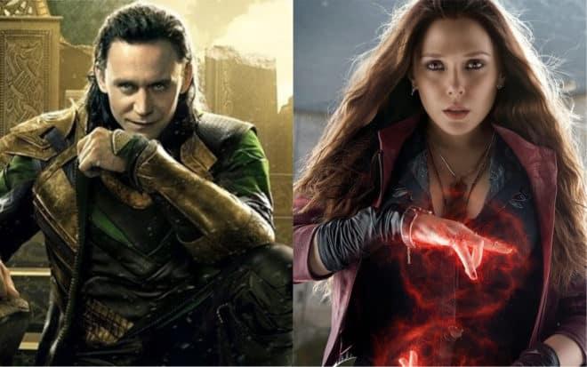 Loki et la Sorcière Rouge