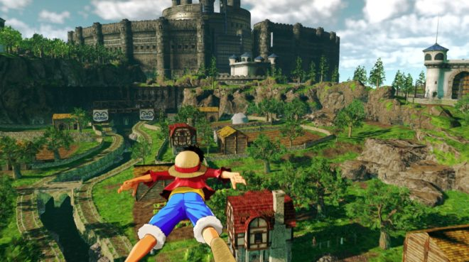 One Piece : World Seeker est officiellement repoussé à 2019.