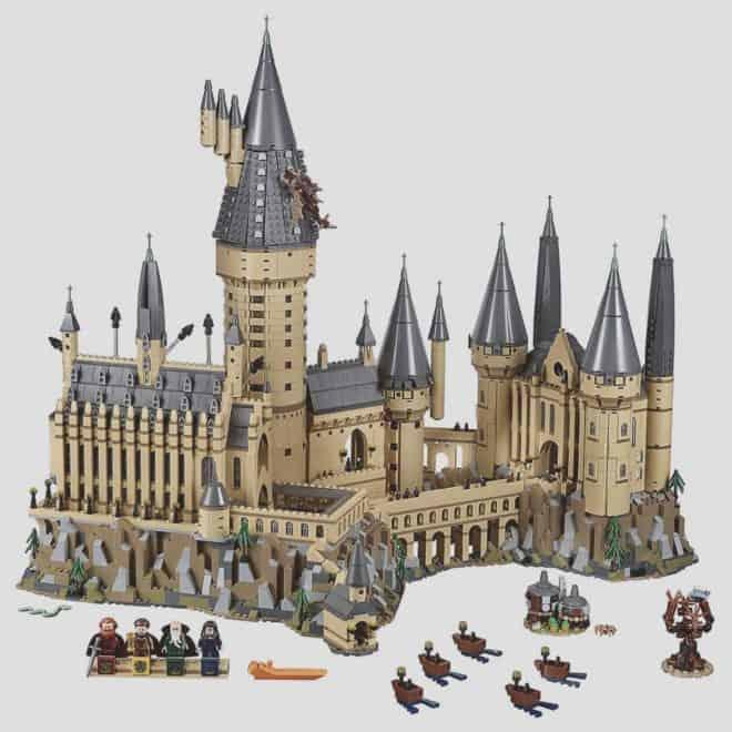 Poudlard version Lego