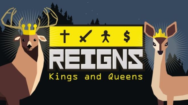 Reigns : Kings & Queens est de sortie sur Nintendo Switch.