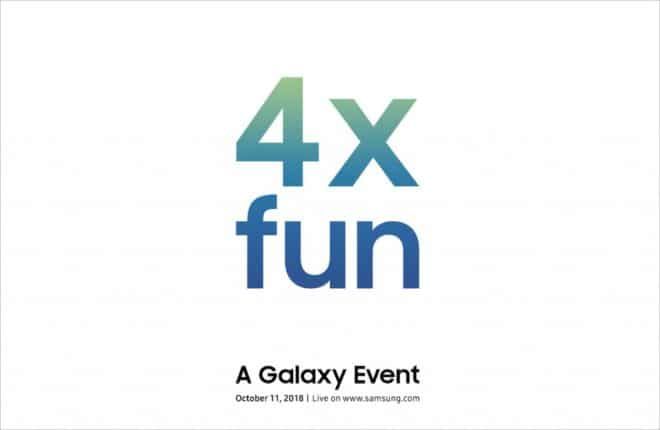 Invitation Samsung Galaxy