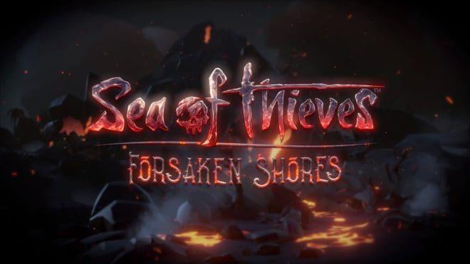 L'extension Forsaken Shores de Sea of Thieves