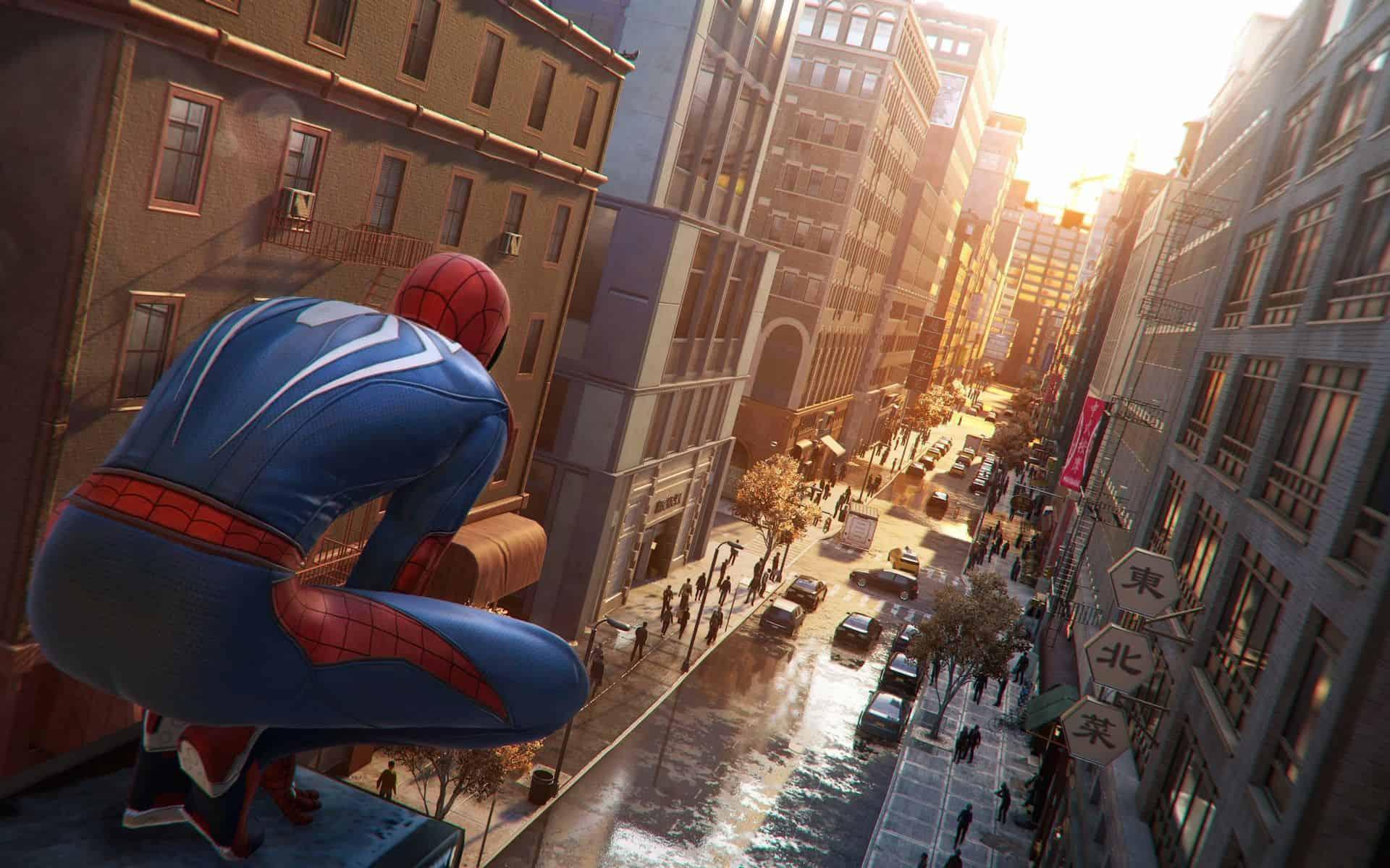 Spider-Man bat le record de God of War et devient le meilleur lancement d'un jeu exclusif à la PS4