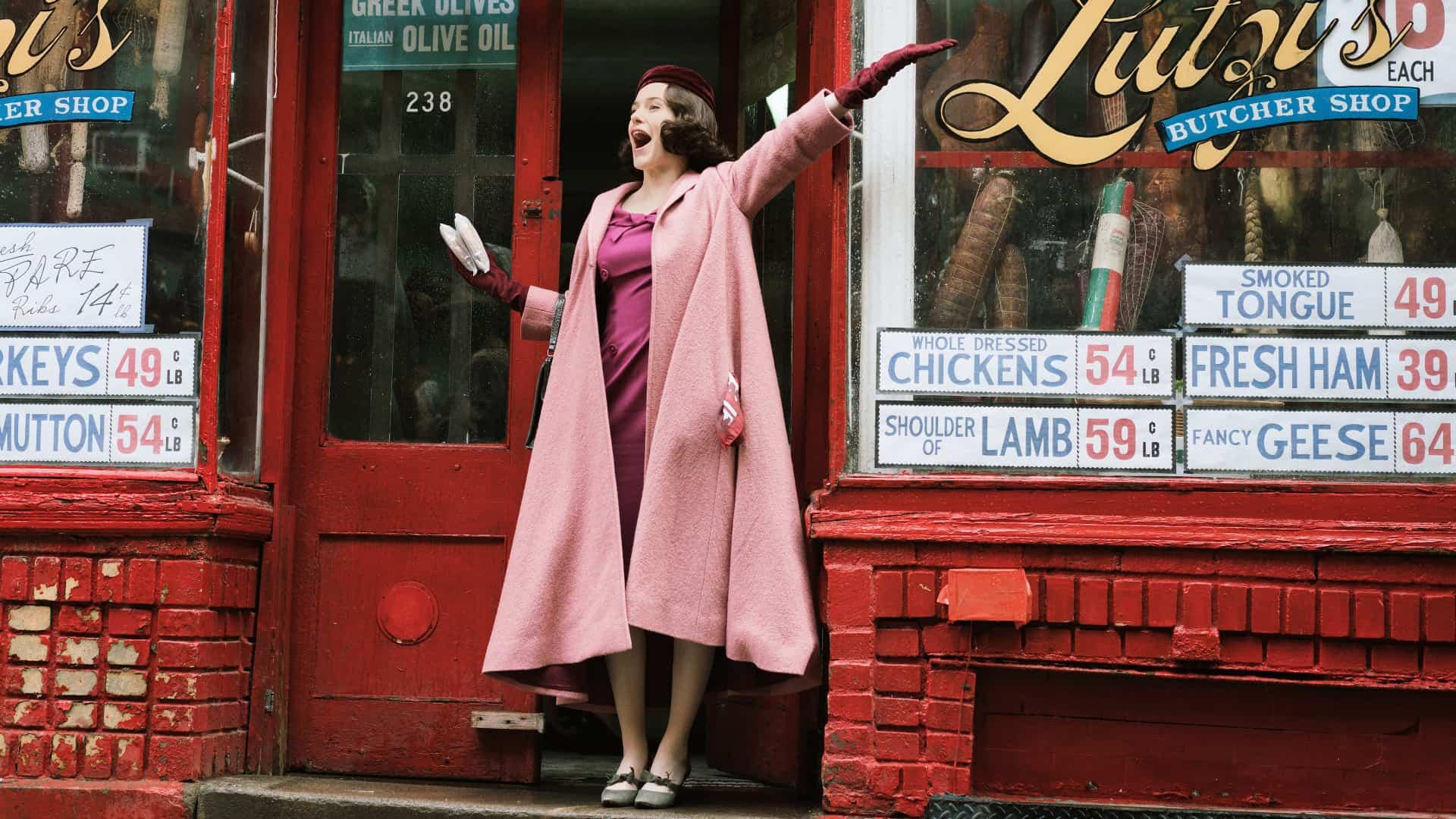 The Marvelous Mrs. Maisel : un trailer pour la saison 3