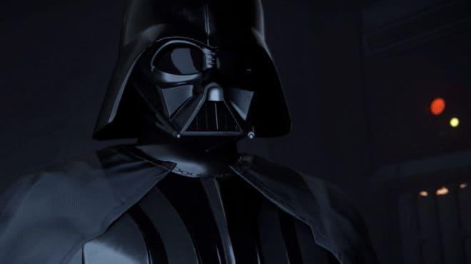 Vader Immortal : A Star Wars VR Series annoncé sur Oculus Quest.