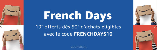 French Day Amazon