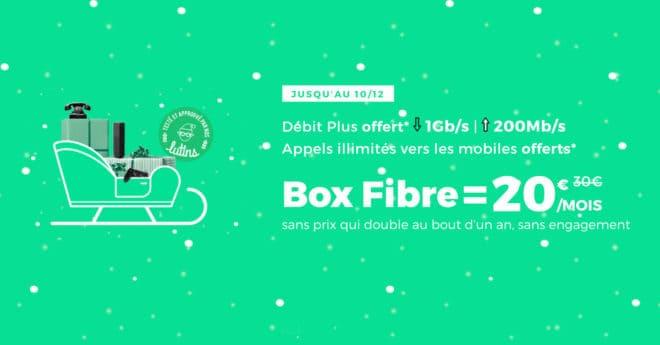 Red By Sfr Dernieres Heures Pour Profiter De La Fibre 1gb S A 20