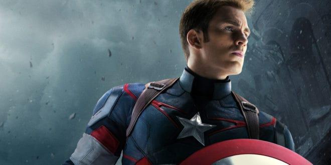 Chris Evans fait ses adieux à Captain America.