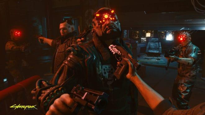 Cyberpunk 2077 sera distribué en Europe par Bandai Namco.
