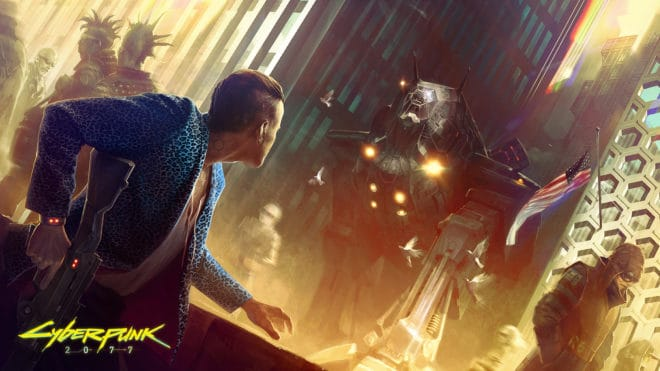Cyberpunk 2077 sera différent des GTA de Rockstar.