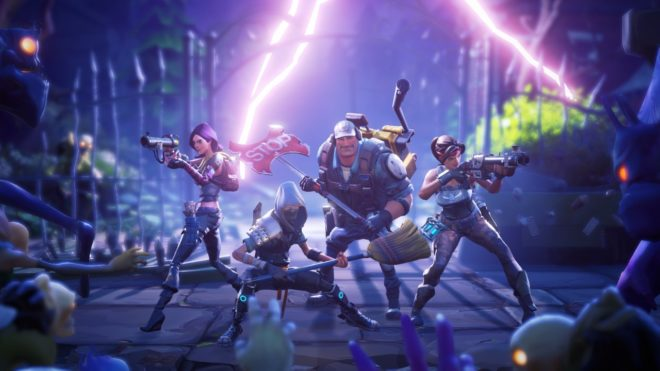 Fortnite : Epic Games Retarde Le Passage En Free-to-play Du Mode Sauver Le Monde