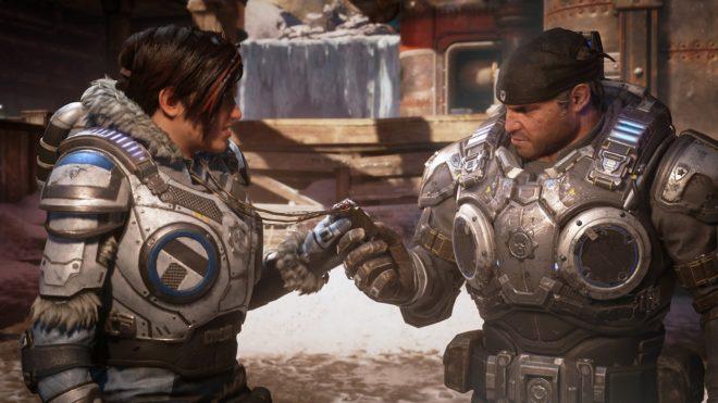 Gears of War 5 devrait être l'un des meilleurs Gears.
