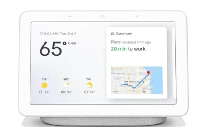 Alors que Facebook a présenté son enceinte connectée avec écran appelé Portal, c'est au tour de Google de dévoiler l'un de ses produits. Un produit qui n'est pas une enceinte mais reste tout de même équipé de Google Assistant et sert de dispositif central aux appareils eux-mêmes connectés. Avec sa dalle de 7 pouces, de […]