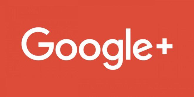 Google annonce la fermeture de son réseau social Google+.