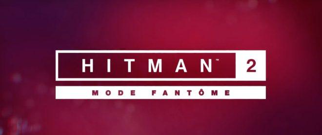 Un mode multijoueur un contre un sera disponible dans Hitman 2.
