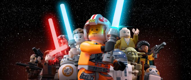 LEGO Star Wars : All-Stars arrive sur Disney XD et YouTube.