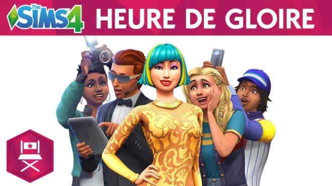 Un premier trailer pour le DLC Les Sims 4 : Heure de Gloire.
