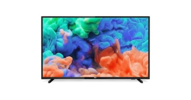 philips une smart tv led 4k de 50 399. Black Bedroom Furniture Sets. Home Design Ideas