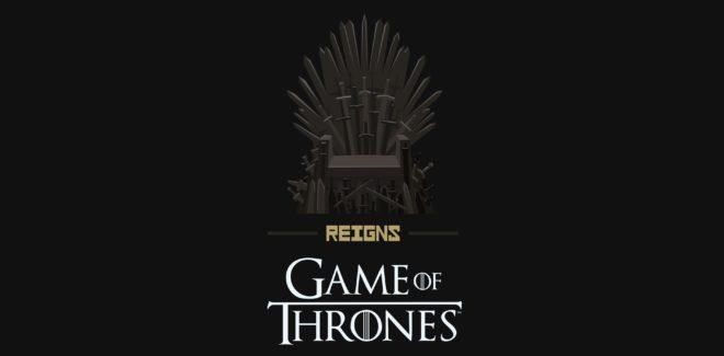 Reigns : Game of Thrones précise sa date de sortie.